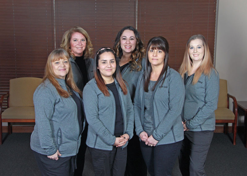 Lakeside Dental Office Staff
